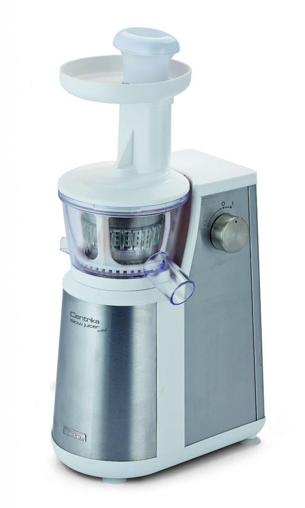 Centrika Slow Juicer Review : Ariete Centrika Recensione Estrattore di succo